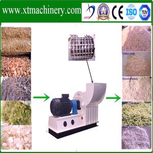 Multipal Application 4mm Sawdust Output, Wood Hammer Mill pictures & photos