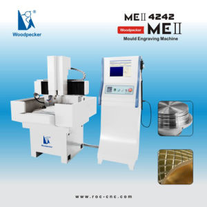 Mould Engraving Machine 420*420mm (MEII-4242)