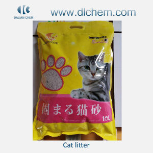 Desiccant Fresh Bentonite Cat Litter for Hot Sale#30 pictures & photos