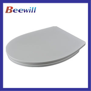 Urea Material New Style White Toilet Seats Lids pictures & photos
