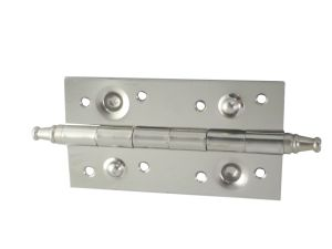 Competitive Polished Brass Plated Duty Hinge (SH-005) pictures & photos