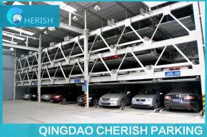 Puzzle Parking 4-6 Level Lift Sliding Parking System pictures & photos