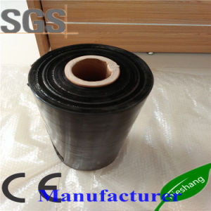 Black 23mic Machine Jumbo Roll Pallet LLDPE/PE Stretch Film pictures & photos