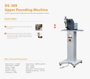 Upper Punding Machine for Shoe pictures & photos
