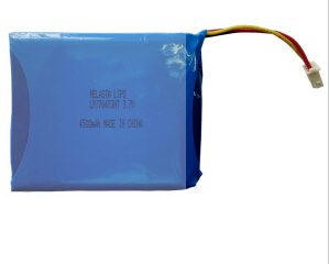 11.1V 1500mAh 553496 3s1p Lithium-Ion Polymer Battery Pack pictures & photos