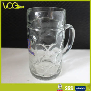 1L Large Capacity Beer Mug for Beer Brand Promotion