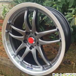 R18*8.5/9.5j New Japan Work Emotion Alloy Wheels pictures & photos