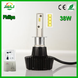 Philips 38W P84 H1 LED Car Headlight pictures & photos