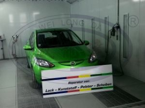 Wld8200 Best Selling Spray Booth, Paint Booth, pictures & photos