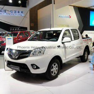 High Quality 2WD Foton Tunland Pickup with Cummins Diesel Engine pictures & photos