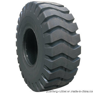 E3 Earthmover Tyre Construction Used Bias OTR Tyre 23.5-25