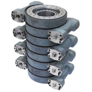 Slewing Drive/Worm Gear with Open and Closed Type pictures & photos