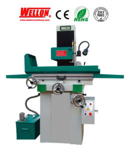Manual Surface Grinding Machine with CE Approved (Surface Grinder M820) pictures & photos