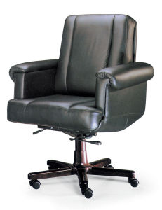 Swivel Executive Leather Office Chair (YZ-112)