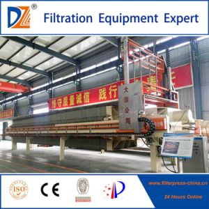 The Biggest Filter Area Membrane Filter Press pictures & photos
