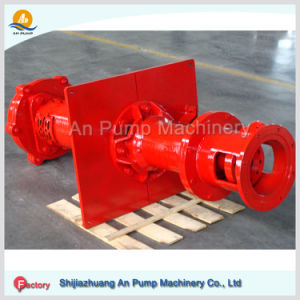 Abrasive Corrosion Vertical Sump Slurry Pump with Agitator pictures & photos