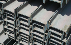 Hot Rolled Structural Steel H Beam Q235B pictures & photos