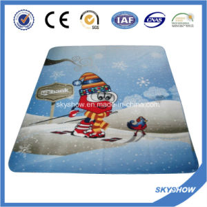 Christmas Gift Fleece Blanket (SSB0188) pictures & photos