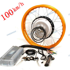 Hot! ! High Power 70kph-100kph 3kw Newest Hub Motor Conversion Kit (HHSP-01) pictures & photos