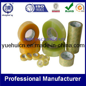 BOPP Packing Tape with Different Sizes and Colors pictures & photos