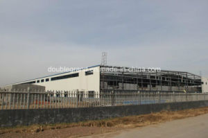 Q235 Q345 Steel Structure Building, Steel Structure Factory pictures & photos