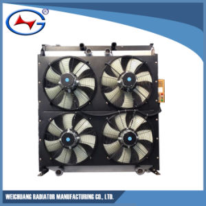 Qn28h1210: Water Aluminum Radiator for Diesel Engine pictures & photos