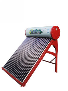 High Quality Solar Water Heater (SUNRISE 18 TUBES)
