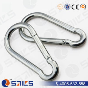 China Factory DIN5299c Carbon Steel Common Mountain Climbing Hook pictures & photos