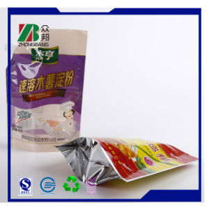 Color Stand up Plastic Bag with Spout pictures & photos