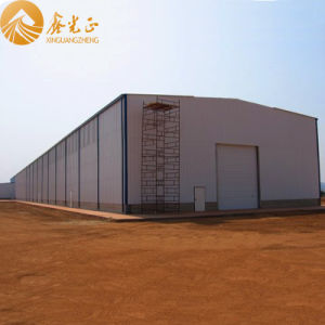 ISO Ce Certificated Steel Structure Warehouse (SS14798) pictures & photos