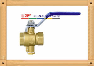 High Pressure Temperature Brass Ball Valve