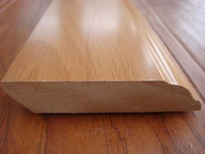 MDF Baseboard/Wood Skirting for Wood Flooring