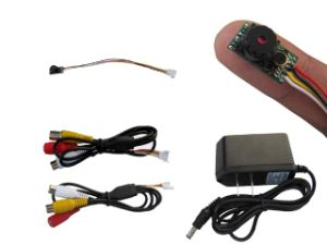 Brand New 520tvl Mini CCTV Surveillance Camera ,0.008lux Audio Video Tiny Camera (MC901A) pictures & photos