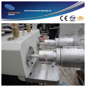 PVC Electric Wiring Pipe Making Machine (Factory) pictures & photos