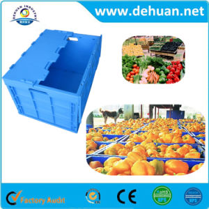 Folding Turnover Case/Stacking Container/Logistic Container pictures & photos