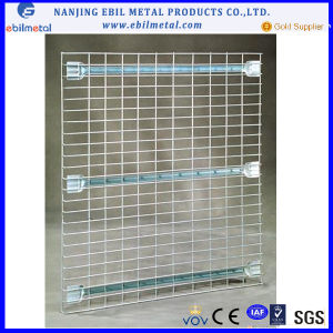 Pallet Rack/Teardrop Rack Wire Decking for Warehouse pictures & photos