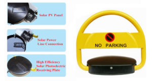 Hot Sell Solar Powered Parking Barrier with Ce Certificate pictures & photos