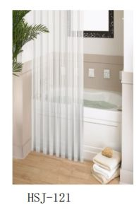 Vinyl, PVC Shower Curtain, Plastic Shower Curtain pictures & photos