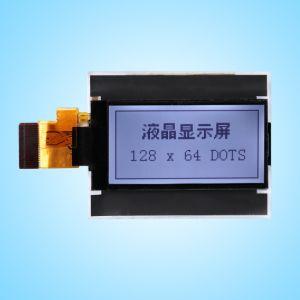 64X128 FSTN Cog Graphic LCD Module (Size: 34(W) X 42.45 (H) X 2.6 (T) mm)