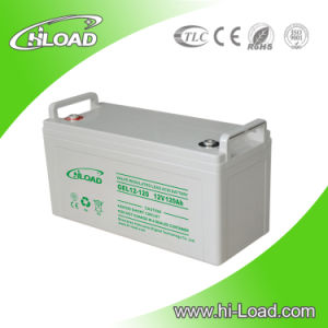 12V 100ah 120ah Solar Gel Battery with Ce Approval pictures & photos
