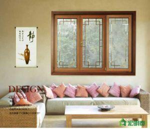 Fashionable Aluminum Compouding Oak Wood Composite Windows