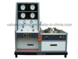 Built-in Type Testing Bench with Rated Pressure for Safety Valves pictures & photos