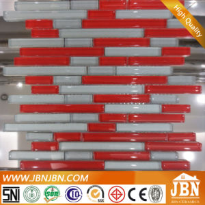 Cold Spray Wall Decoration Tile, Crystal Glass Mosaic (G855022) pictures & photos