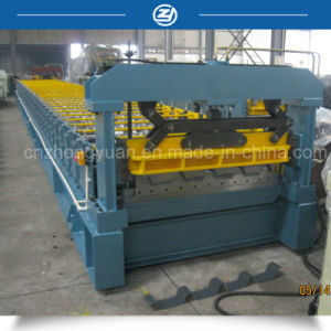 Russia Metal Roof Roll Forming Machine pictures & photos