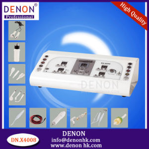 8 in 1 Multifunction High Frequency Ultrasonic Galvanic Facial Machine with 8 Functions for Beauty Salon (DN. X4008) pictures & photos