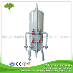Quartz Sand Filter for Sewage Treatment to Remove Sundries pictures & photos