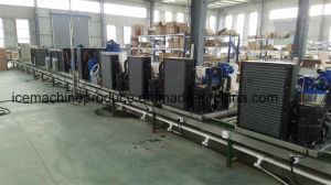 500kgs Flake Ice Machine for Sea Food Storage pictures & photos