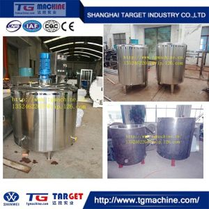 Factory Manufacture Lower Price Chocolate Holding Tank for Sale pictures & photos