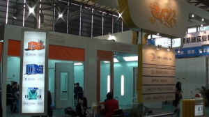 Car Spraying and Baking Booth with High Quality (WLD9200) pictures & photos