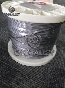 0.523mm 19 Strands Nichrome Thermoelectric Alloys Wire Heater Core Wire pictures & photos